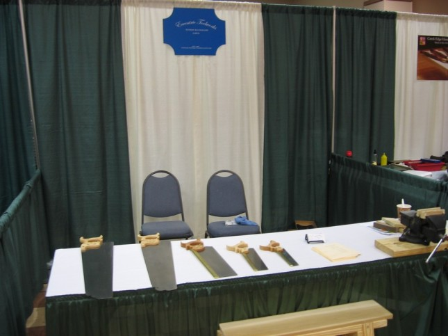 2011 woodworking in america show